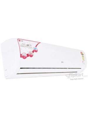 LG 1.5 Ton 5 Star Split AC White(LSA5NP5F)