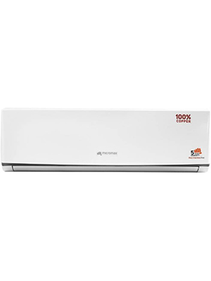 Micromax ACS12C3C4QS3WH 1 Ton 3 Star BEE Rating 2018 Split AC