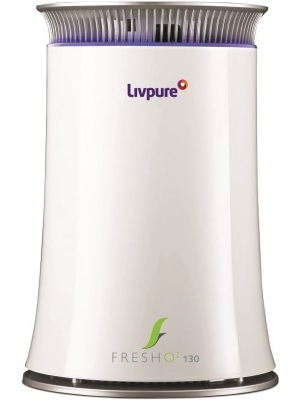 Livpure FreshO2 130 Portable Room Air Purifier(White)