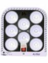Airnet Light -8 Emergency Lights(White, Black)