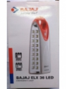 Bajaj ELX 36 Emergency Lights(White)