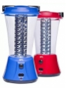 BPL RECHARGEABLE LED LANTERN L2000 Emergency Lights(RED/BLUE)