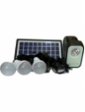 GDlite -3 Dual Lighting Solar Lights(White, Black)