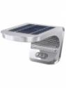 Waaree Solar Motion Sensor Light 300 Lumens Emergency Lights(White, Silver)