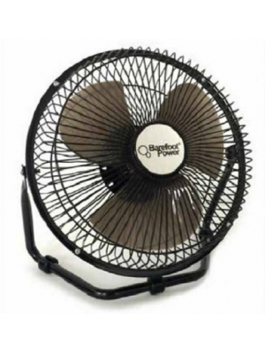 Barefoot power 12v 3 blade table fan black price in india for 12v dc table fan price