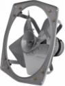 Omega Heavy Duty 18 inch IP55 (Steelage Grey) 4 Blade Exhaust Fan(Grey)