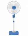 Orpat OPF-3607 3 Blade Pedestal Fan(Blue)