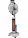 Usha All Season Pedestal Fan 3 Blade Pedestal Fan(Silver)