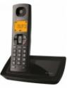 Alcatel Versatis E100 Cordless Landline Phone(Black & White)