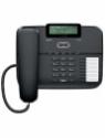 Gigaset DA710 Corded Landline Phone(Black)