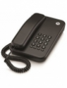 Motorola CT 100 BLACK Corded Landline Phone(Black)