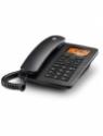 Motorola CT111I Corded Landline Phone with Answering Machine(Black)