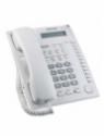 Panasonic KX-T7730X Corded Landline Phone with Answering Machine(White)