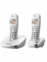 Panasonic KX-TG3612BX1 Cordless Landline Phone(Silver)