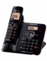 Panasonic KX-TG3811SXB Cordless Landline Phone(Black)