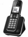 Panasonic KX-TGD310 Corded & Cordless Landline Phone(Black)