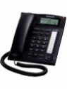 Panasonic KX-TS880MXBD Corded Landline Phone(Black)