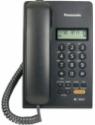 Panasonic KX-TSC62SXB Corded Landline Phone(Black)