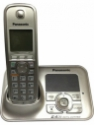 Panasonic KXTG-3721SX Cordless Digital Landline Phone(Silver)