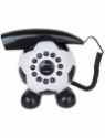 Tootpado Football Shaped Telephone - 1m215 Corded Landline Phone(Multicolor)
