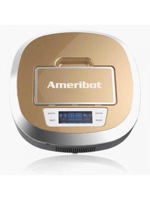 Ameribot 720 Robotic Floor Cleaner(golden)
