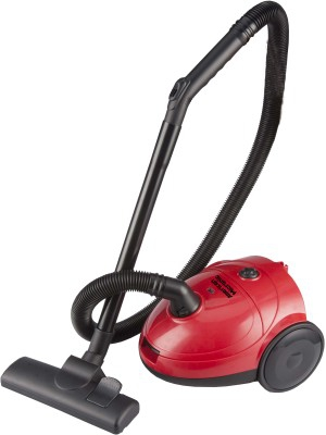 American Micronic AMI-VC1-10Dx-Red Hand-held Vacuum Cleaner(Red)