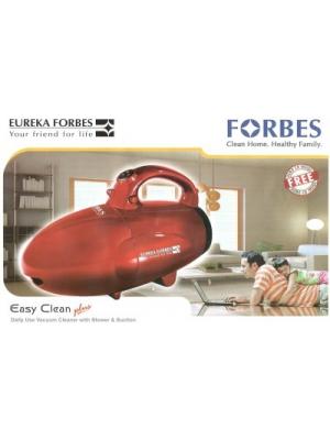 Eureka Forbes Easy Clean Plus Dry Vacuum Cleaner(Maroon)