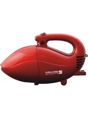 Eureka Forbes GFCDFRAPD00000 Hand-held Vacuum Cleaner(Black, Red)