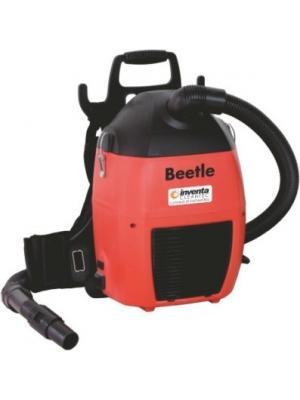 Inventa Beetle Dry Vacuum Cleaner(Orange, Yellow)