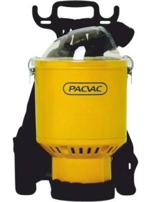 Inventa SuperPro Dry Vacuum Cleaner(Yellow, Navy Blue)