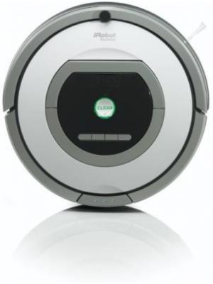 iRobot Roomba 776p Robotic Floor Cleaner(White)