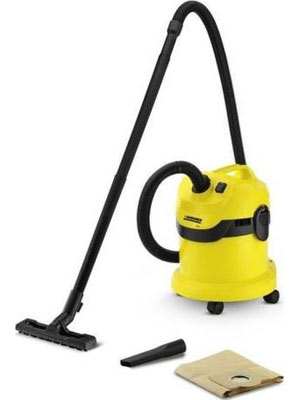 Karcher MV Eu-1 Wet & Dry Cleaner(Yellow)
