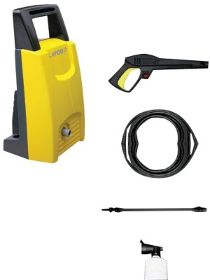 Lavor Mistral 110 High Pressure Washer(Yellow)