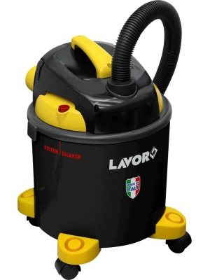 Lavor VAC 18 PLUS Wet & Dry Cleaner(Black/Yellow)