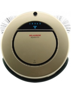 Milagrow AguaBot 5.0 Robotic Floor Cleaner(Champagne Gold)