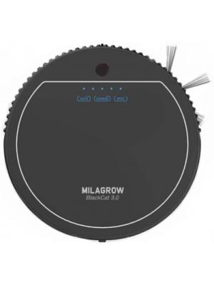 Milagrow Blackcat 3.0 Robotic Floor Cleaner(Blackest Black)
