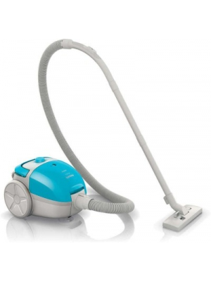Philips FC8082/01 1.5-Litre Easy Go Dry Vacuum Cleaner(Aqua Blue)