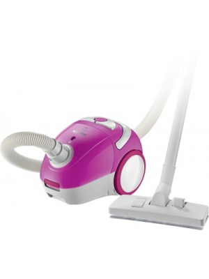 Philips FC8088 (883808801280) Dry Vacuum Cleaner(Pink, White)