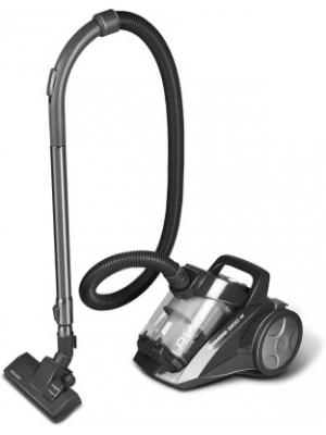 REDMOND Dual cyclonic HEPA filtration, Bagless RV-C316 Dry Vacuum Cleaner(Black)