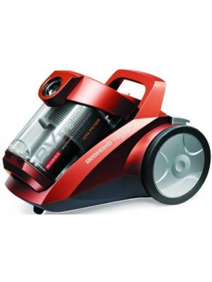 REDMOND Dual cyclonic HEPA filtration, Bagless RV-C316 red Dry Vacuum Cleaner(Red)