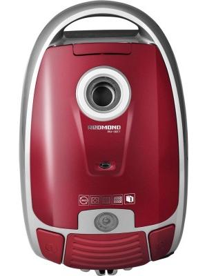 REDMOND RV-327 Dry Vacuum Cleaner(Red)