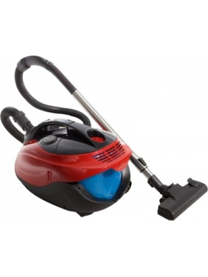 Televantage H2O Vac Turbo Robotic Floor Cleaner(Red)