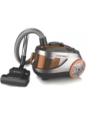 VITEK VT-1838-I Wet & Dry Cleaner(Orange, Brown, Black)