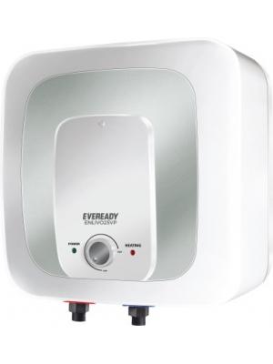 Eveready 25 L Storage Water Geyser(White, Enlivo25VP)