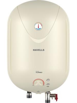 Havells 15 L Storage Water Geyser(ivory, Puro Turbo_15_Ivory)