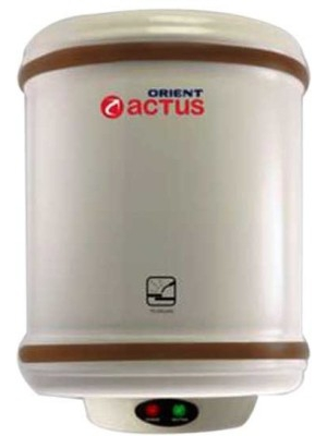 Orient 10 L Storage Water Geyser(Beige, Brown, WF1502M)