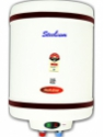 Hot Star 6 L Storage Water Geyser(White, Steelium)