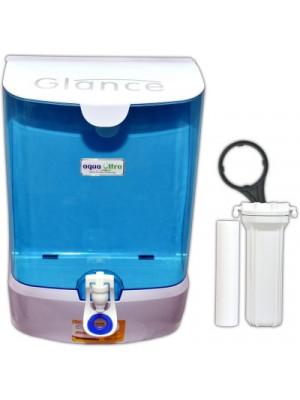 Aqua Ultra Glance 10 L RO+B12+MF Water Purifier
