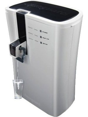Aquaguard Superb UV+UF 6.5 L UV + UF Water Purifier(Black and White)