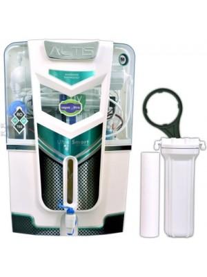 Aqua Ultra A1025 15 L RO+UV+MTDS Water Purifier